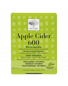 Apple Cider™ 120 tabl.