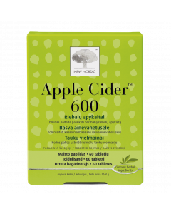 Apple Cider™ 60 tabl.