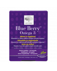Blue Berry™ Omega 3